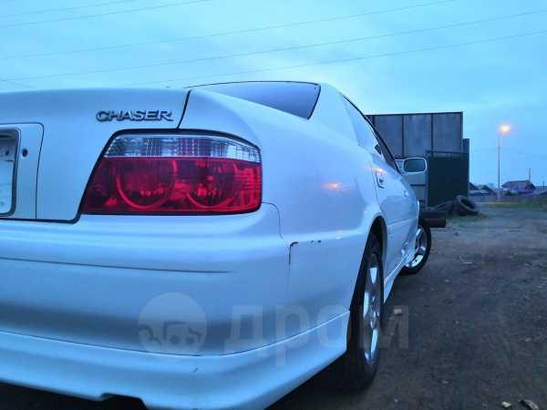 Toyota Chaser, 2001 год, 340 000 руб.