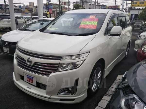 Nissan Elgrand, 2010 год, 500 000 руб.