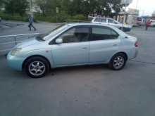 Владивосток Prius 2001
