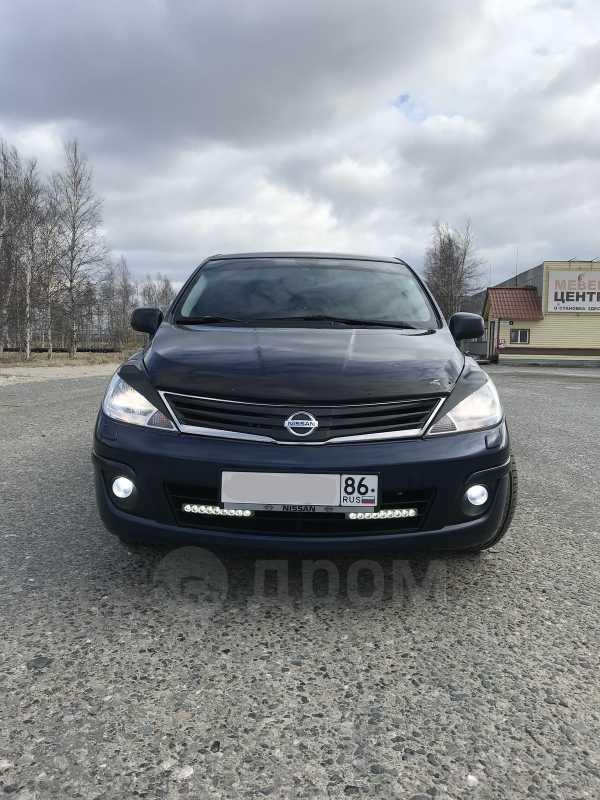 Nissan Tiida, 2011 год, 440 000 руб.