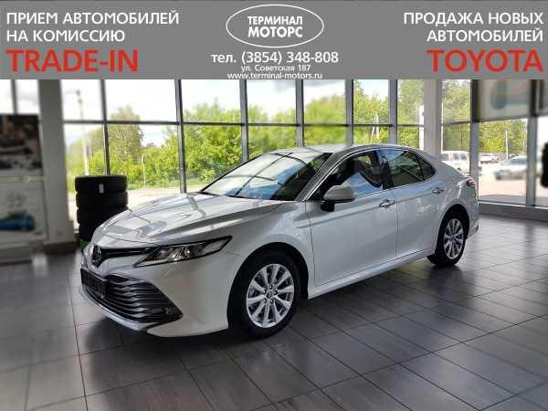 Toyota Camry, 2019 год, 1 983 000 руб.