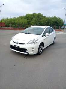 Барнаул Toyota Prius 2013