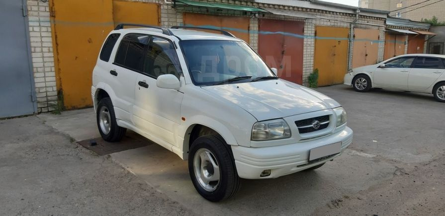 Suzuki Escudo, 1998 год, 485 000 руб.