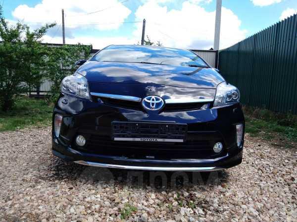 Toyota Prius, 2013 год, 855 000 руб.