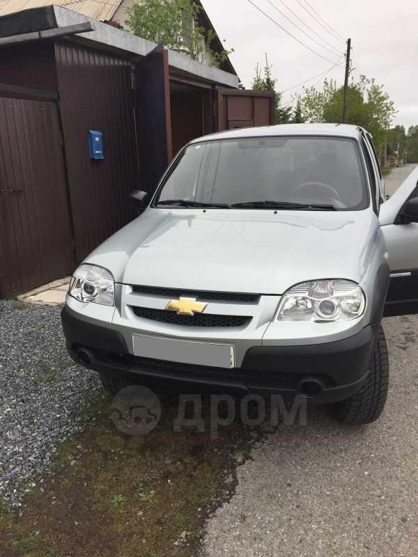 Chevrolet Niva, 2014 год, 453 000 руб.