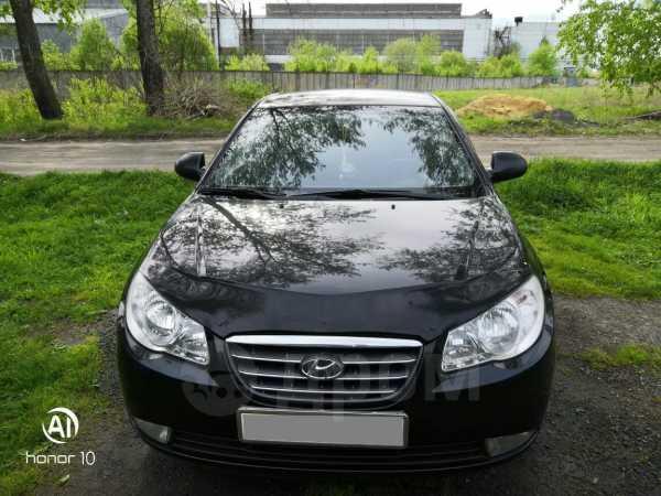 Hyundai Elantra, 2007 год, 370 000 руб.