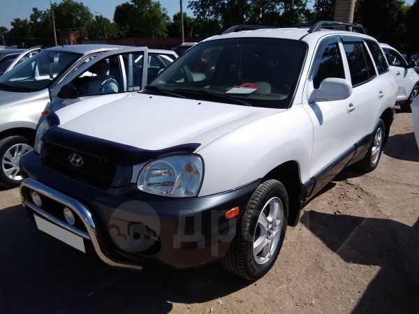 Hyundai Santa Fe, 2003 год, 360 000 руб.