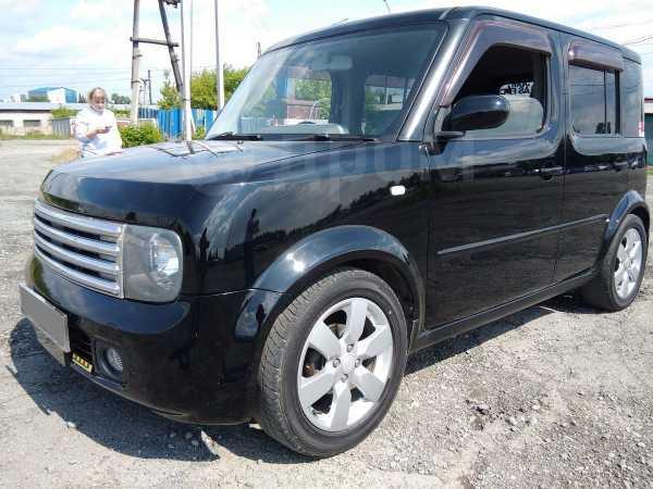Nissan Cube, 2003 год, 242 000 руб.