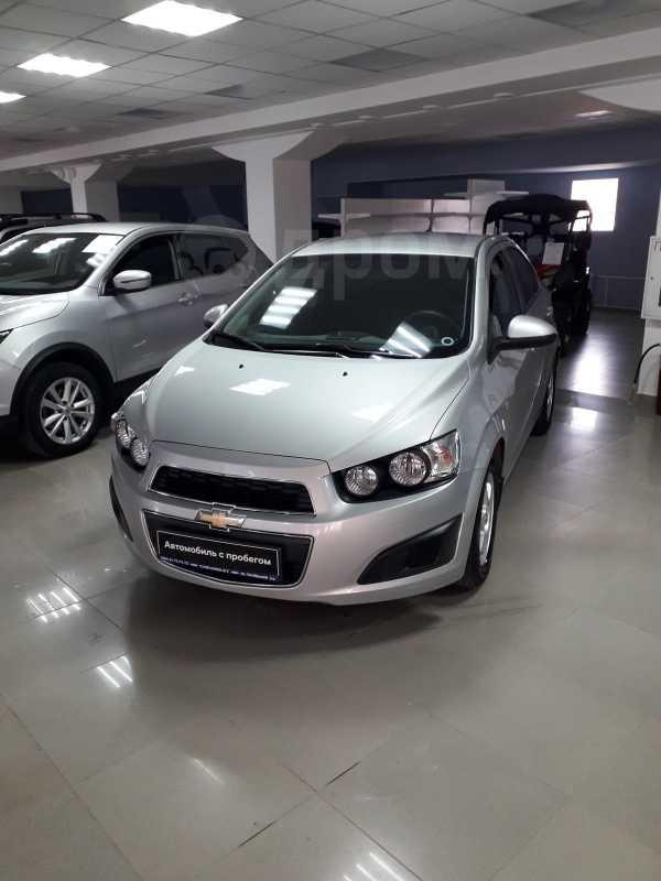 Chevrolet Aveo, 2015 год, 525 000 руб.