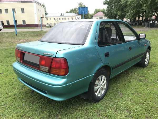 Suzuki Swift, 2002 год, 188 000 руб.