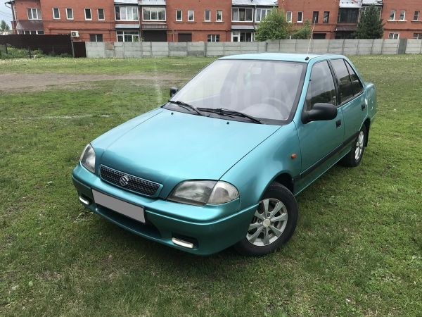 Suzuki Swift, 2002 год, 177 000 руб.