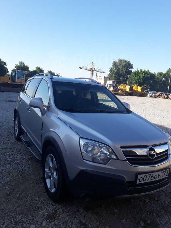 Opel Antara, 2008 год, 485 000 руб.
