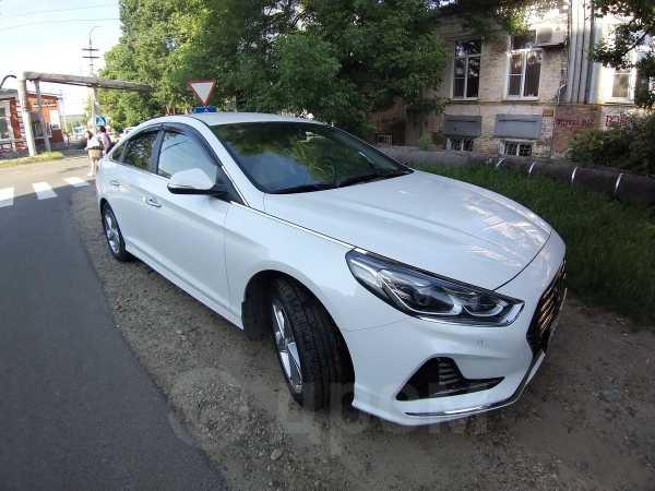 Hyundai Sonata, 2017 год, 1 180 000 руб.