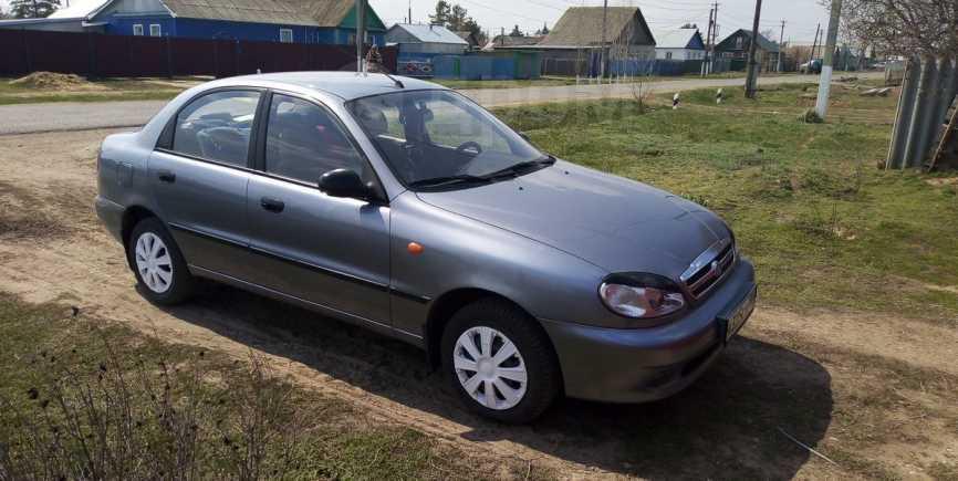 ЗАЗ Сенс, 2007 год, 107 000 руб.