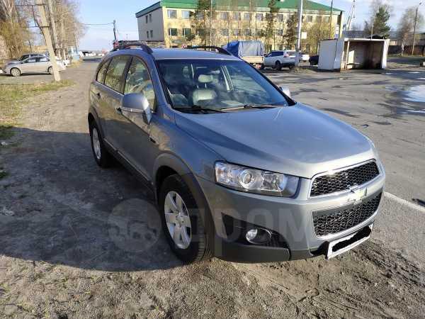 Chevrolet Captiva, 2012 год, 660 000 руб.