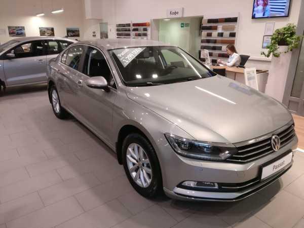 Volkswagen Passat, 2019 год, 2 008 210 руб.