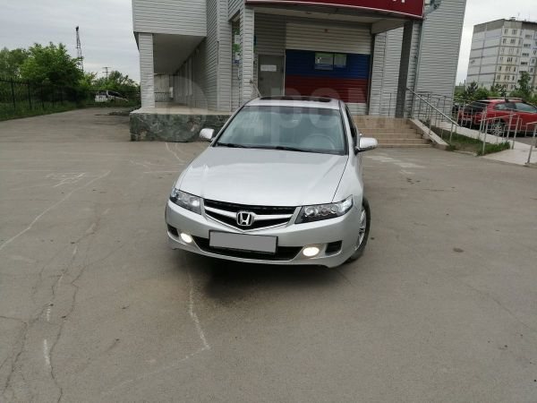 Honda Accord, 2007 год, 545 000 руб.