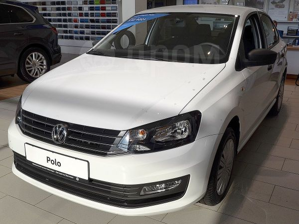 Volkswagen Polo, 2019 год, 750 900 руб.