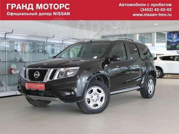 Nissan Terrano, 2017 год, 880 000 руб.