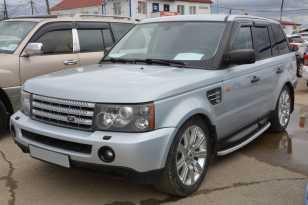 Якутск Range Rover Sport