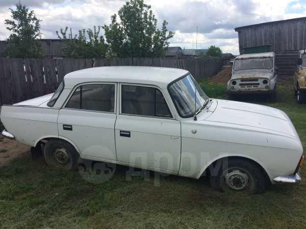Москвич 412, 1985 год, 60 000 руб.