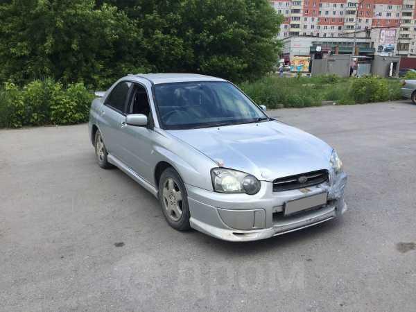 Subaru Impreza, 2003 год, 169 000 руб.