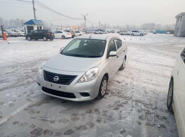 Nissan Latio, 2014 год, 545 000 руб.