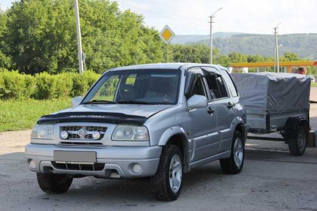 Suzuki Grand Vitara, 2002 год, 200 000 руб.