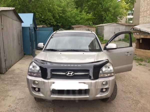 Hyundai Tucson, 2004 год, 495 000 руб.