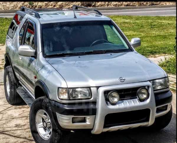 Opel Frontera, 2000 год, 600 000 руб.