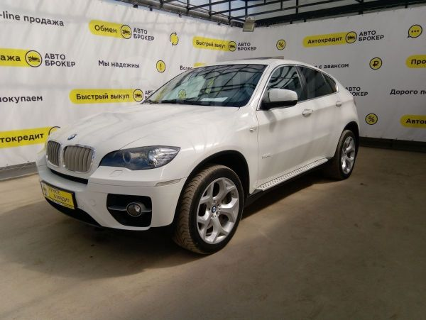 BMW X6, 2009 год, 1 110 000 руб.