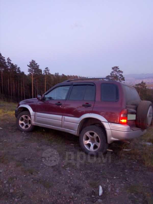 Suzuki Grand Vitara, 1998 год, 180 000 руб.