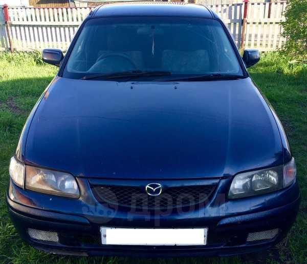 Mazda Capella, 1998 год, 138 000 руб.