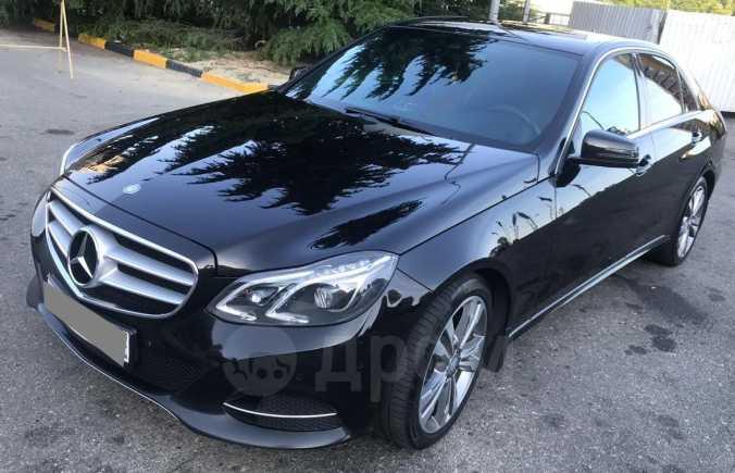 Mercedes-Benz E-Class, 2014 год, 1 690 000 руб.