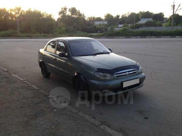 Chevrolet Lanos, 2007 год, 149 000 руб.