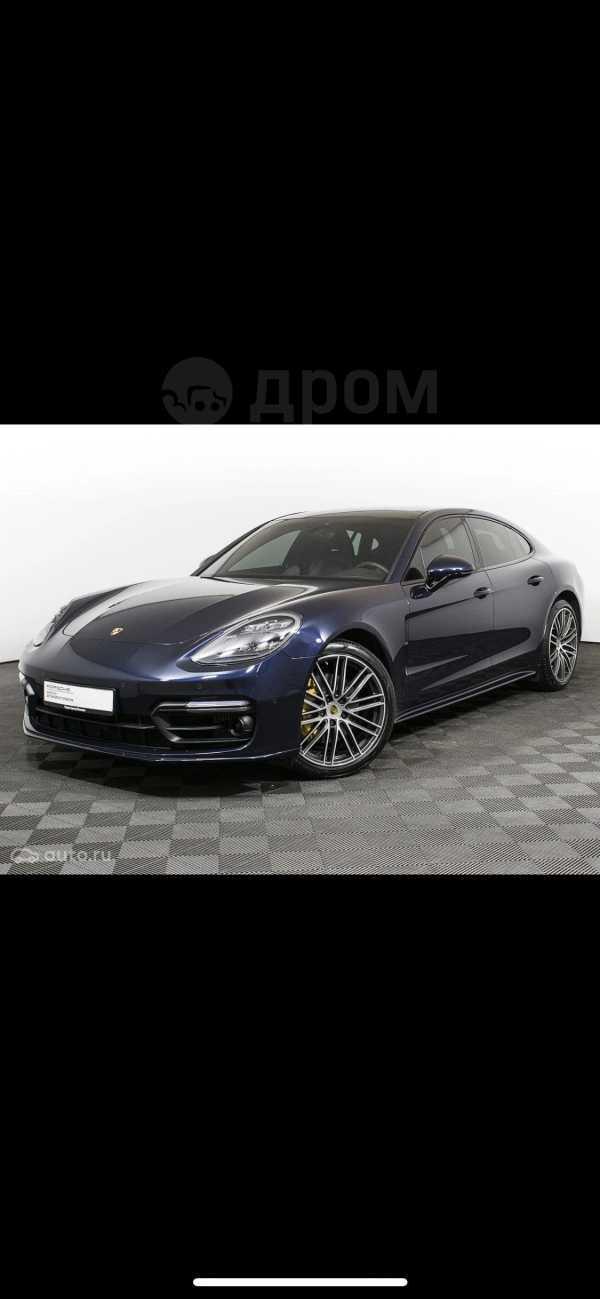 Porsche Panamera, 2018 год, 7 950 000 руб.