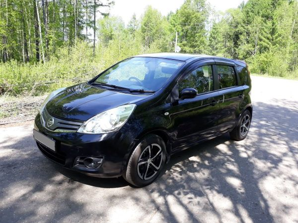 Nissan Note, 2010 год, 390 000 руб.