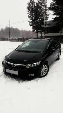 Саянск Civic 2012