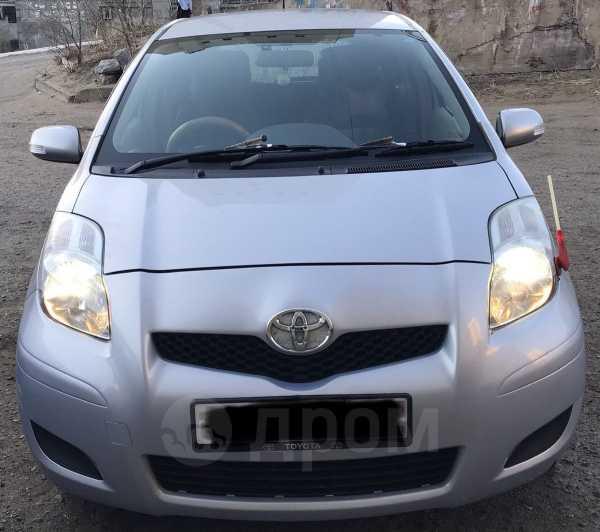 Toyota Vitz, 2010 год, 420 000 руб.