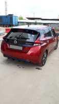 Nissan Leaf, 2018 год, 1 850 000 руб.