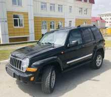 Барнаул Jeep Cherokee 2005