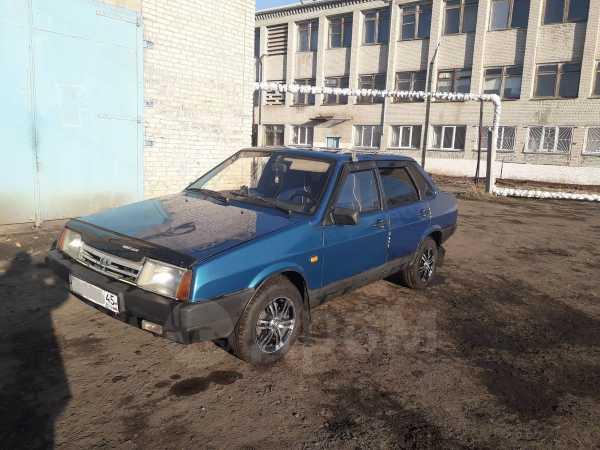 Лада 21099, 1999 год, 50 000 руб.