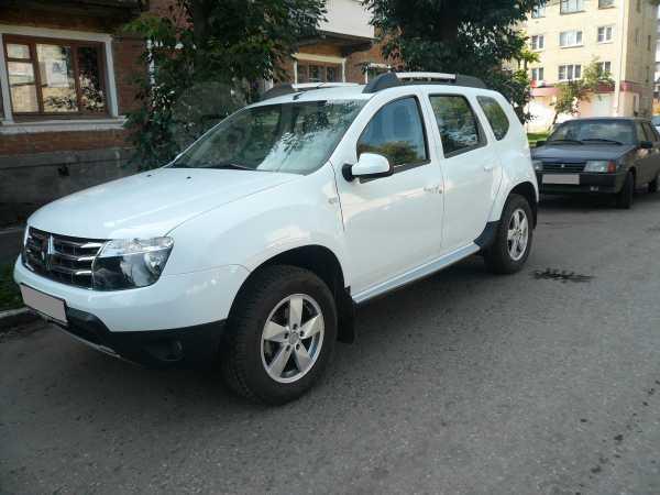 Renault Duster, 2014 год, 690 000 руб.