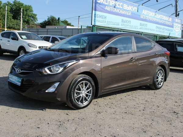 Hyundai Elantra, 2015 год, 775 000 руб.