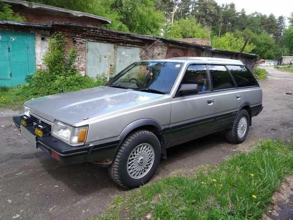 Subaru Leone, 1989 год, 200 000 руб.