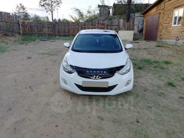 Hyundai Avante, 2011 год, 650 000 руб.
