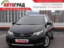 Красноярск Toyota Auris 2013
