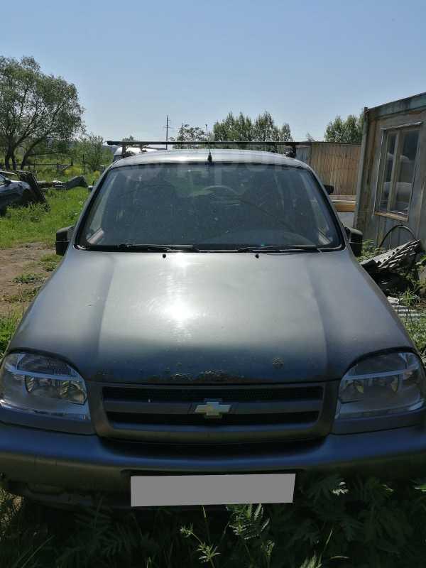 Chevrolet Niva, 2004 год, 70 000 руб.