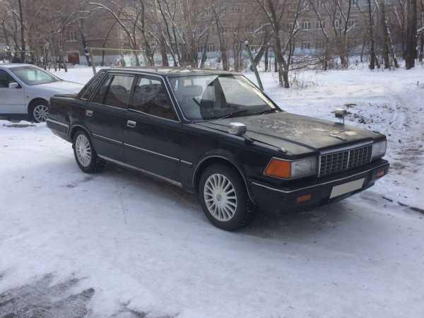 Nissan Cedric, 1984 год, 78 000 руб.