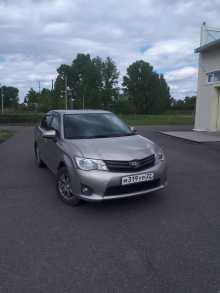 Смоленское Corolla Axio 2012